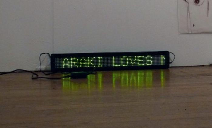 I love Araki & Araki loves me
